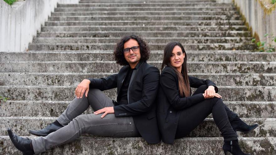 """Cristina Gestido y Mario Bernardo recuperan las """"Canciones asturianas"""" de Antón García Abril"""
