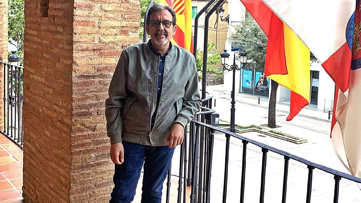 Juan José Moreno, teniente alcalde, destaca que se potencian las inversiones para ayudar al crecimiento local. | SERVICIO ESPECIAL