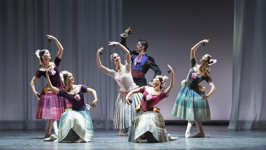 El Ballet Nacional celebrará el centenario de ´El sombrero de tres picos´ en Murcia