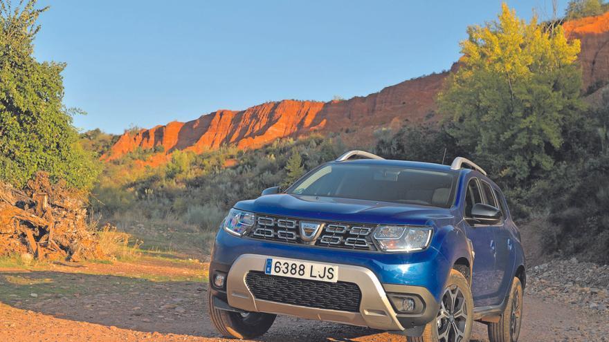 Duster GLP: SUV económico,  robusto, fiable y sencillo