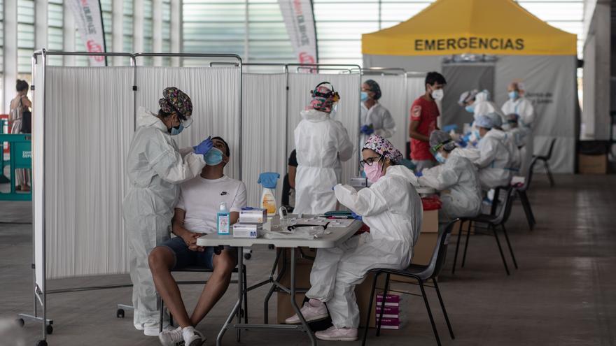 Las nuevas infecciones de coronavirus, a cero en Zamora