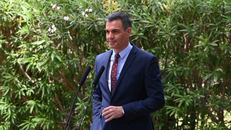 Sánchez defensa que la presència d'Espanya a Afganistan els últims 20 anys «no ha estat en va»