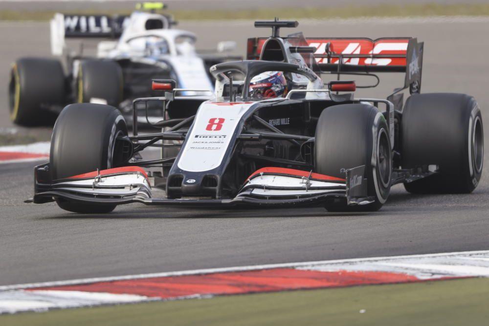 Fórmula 1: Hamilton gana el GP de Eifel