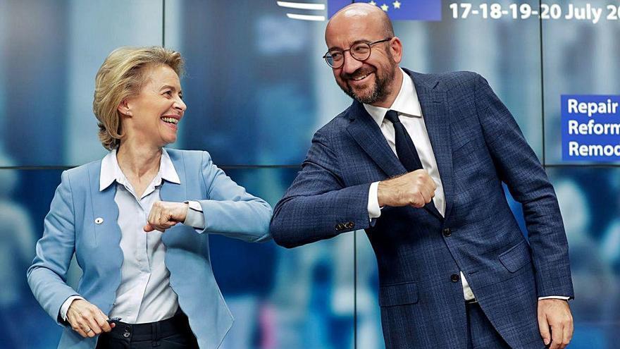 Brussel·les planteja que Espanya rebi 21.300 milions per fer front als ERTO