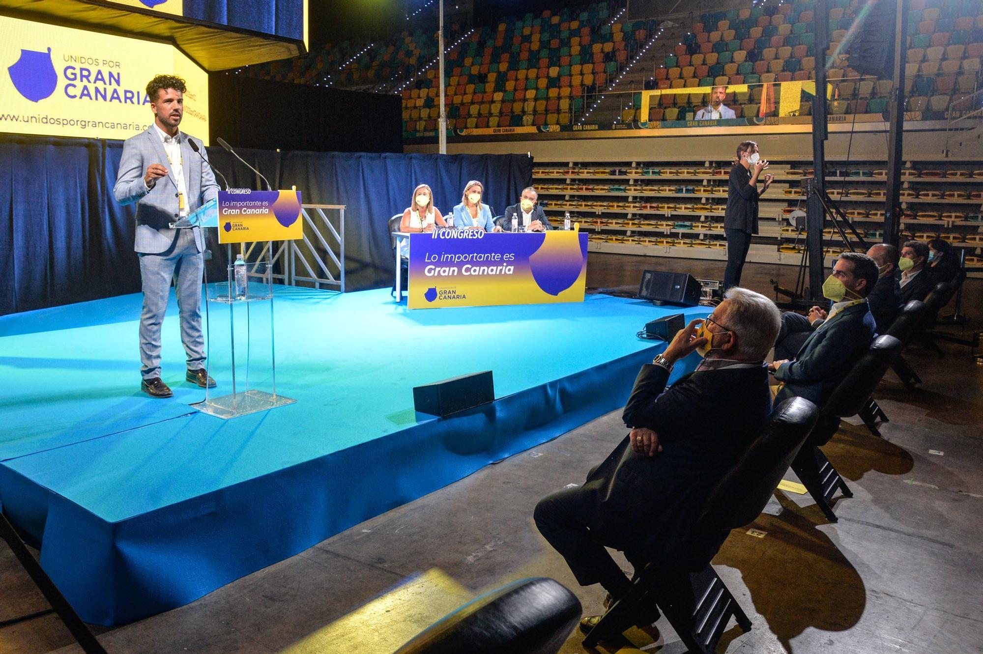 II Congreso de Unidos por Gran Canaria