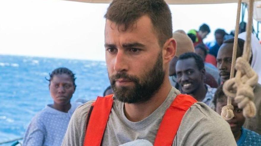 La Guardia Civil encuentra el cadáver del submarinista Fernando Garfella