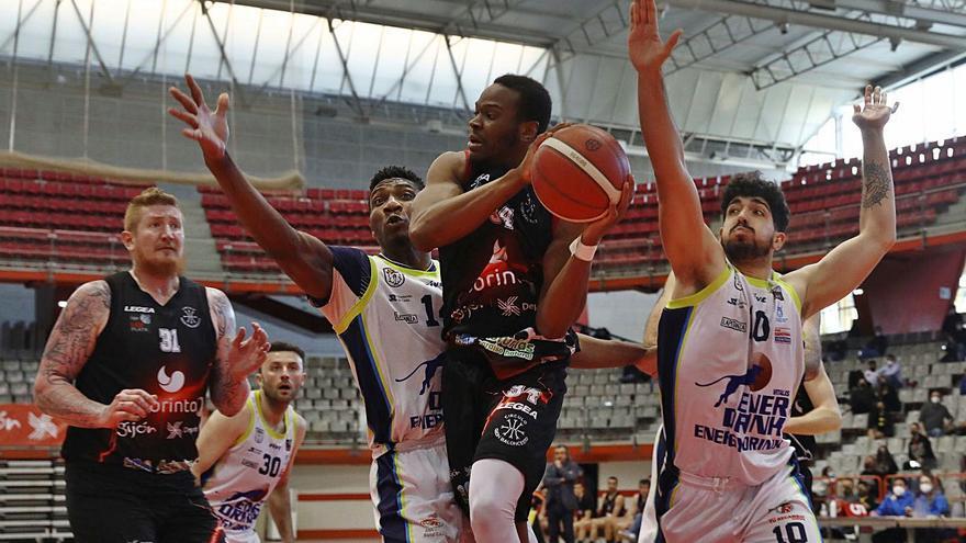 La salvación del Círculo Gijón Baloncesto tendrá que esperar: Derrota en casa ante el Algeciras