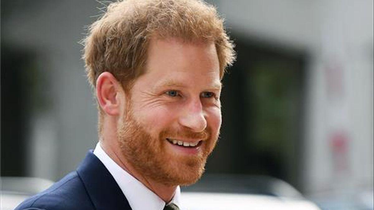 El príncipe Harry trabajará en una 'start-up' de salud mental