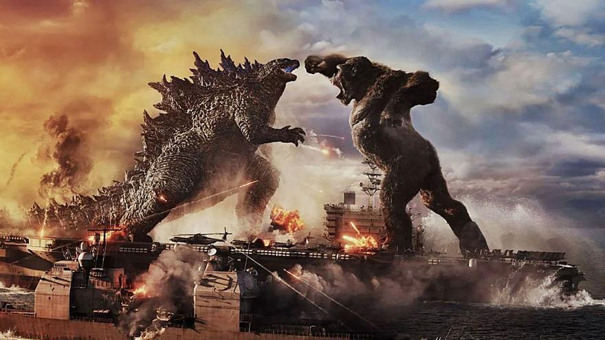 El cine de monstruos ruge en 2021