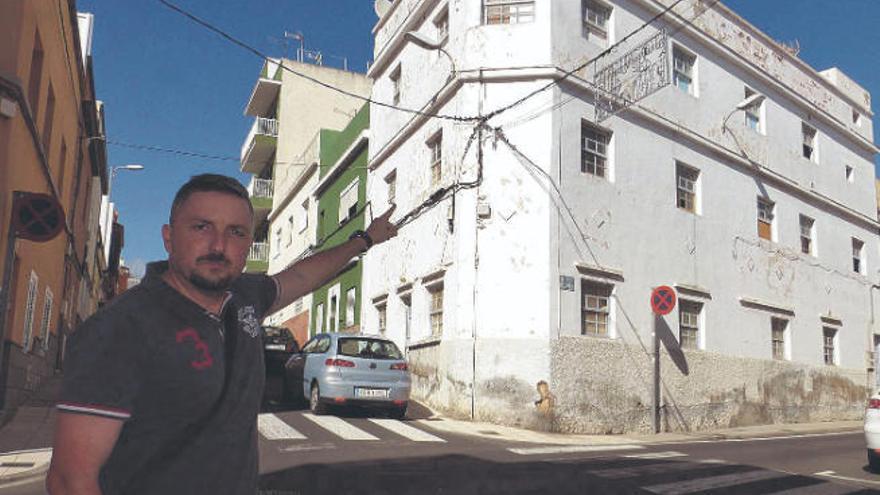 Barrio Nuevo estará en la mesa de vivienda por sus problemas de okupas