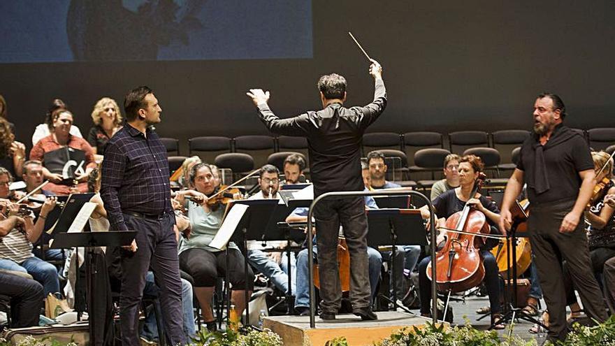 Amigos de la Ópera recibe financiación de Xunta y Turismo para 'Partenope'