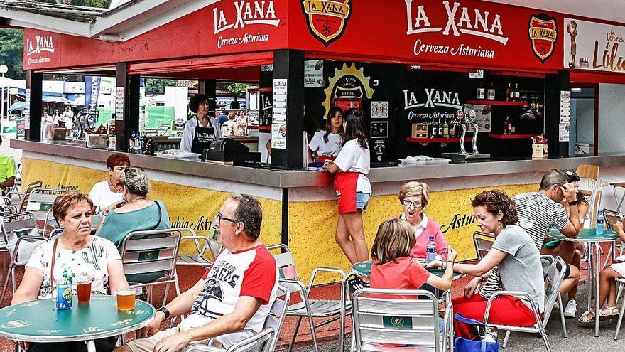 La Feria de Muestras tendrá comedor común para los stands hosteleros y no dejará consumir en barra