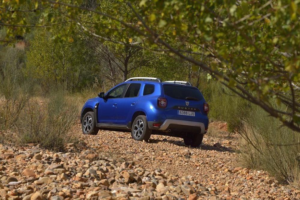 Dacia Duster GLP