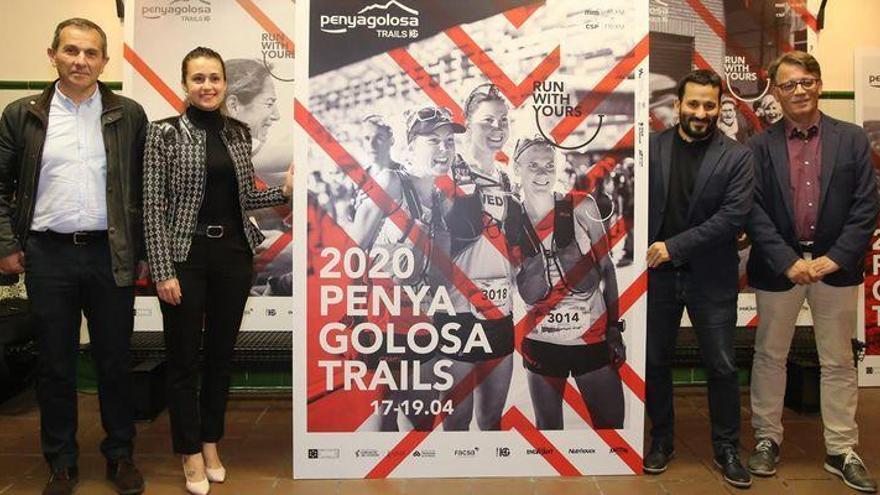 La Penyagolosa Trails HG se aplaza al 17 de octubre del 2020 por el covid-19