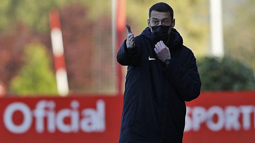 """Sergio Sánchez: """"Necesitamos ganar bastantes partidos"""""""