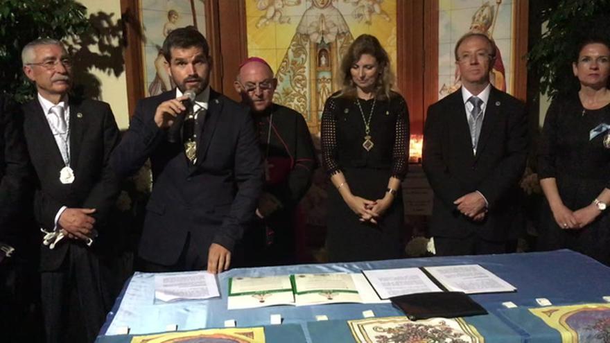 """Marco, ante el veto a un gay en Lledó: """"El Papa es más avanzado"""""""