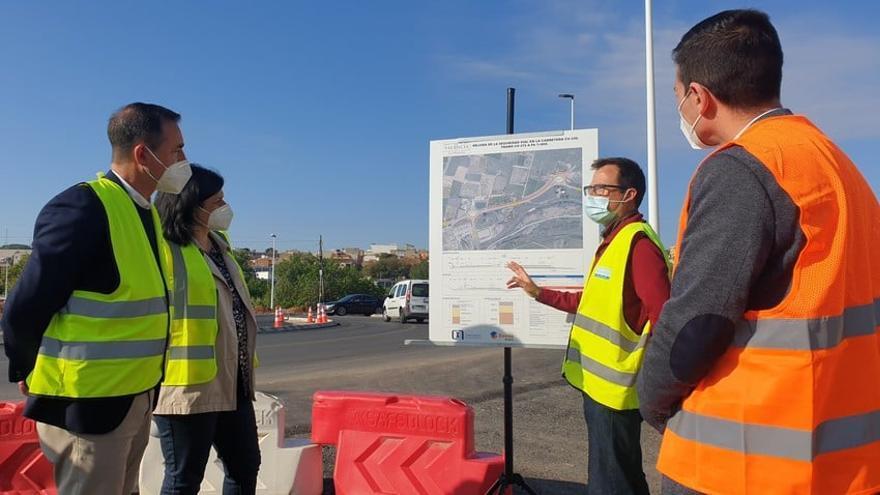 Riba-roja terminará el nuevo acceso norte tras el verano