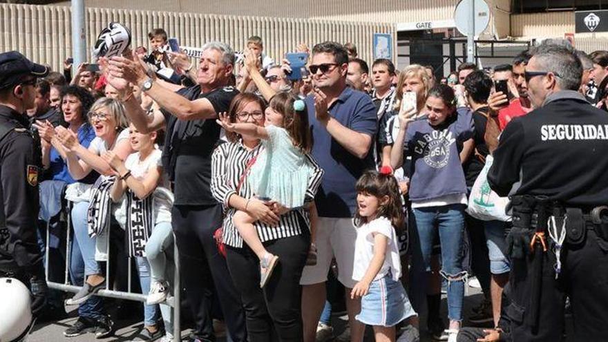 El Castellón inicia la segunda fase de la renovación de abonos con lista de espera
