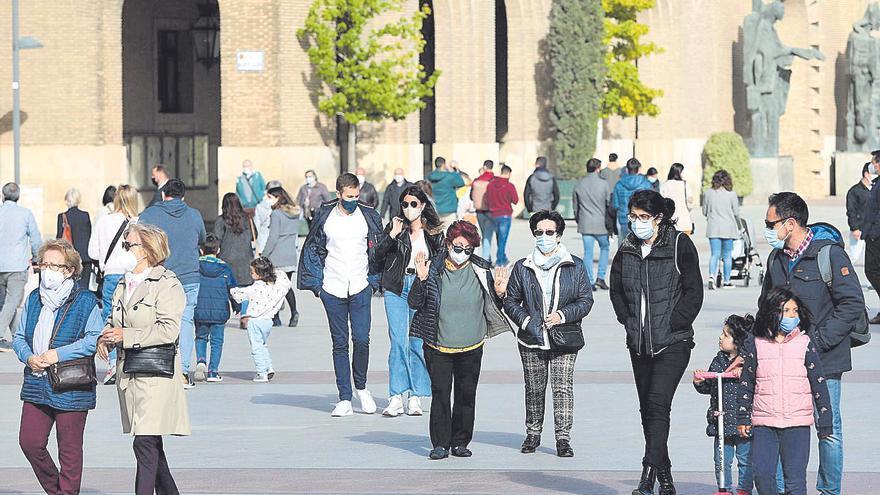 Aragón baraja confinar más zonas  antes del fin del estado de alarma