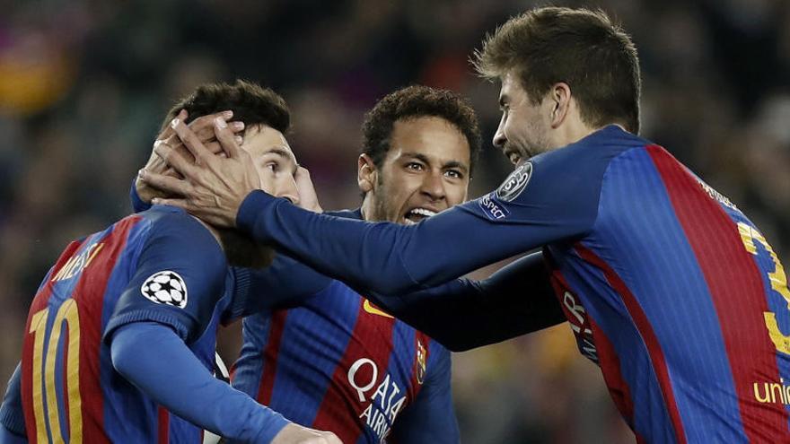 El Barça, davant d'un examen d'altura contra el Sevilla