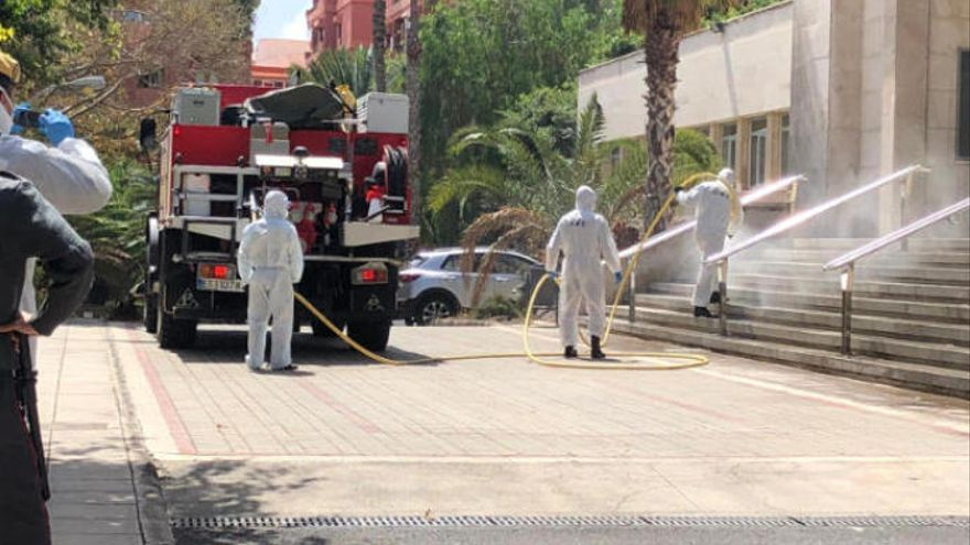 Canarias suma otros cinco fallecidos con 657 casos acumulados