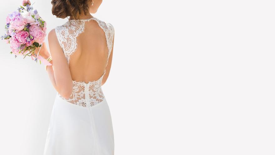 El coronavirus también ha cambiado las bodas: ahora las novias llevan vestidos de segunda mano