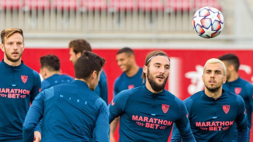 Sevilla - Krasnodar, en directo