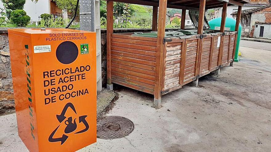 Impulso al reciclaje de aceite en Laviana