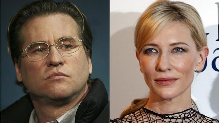 Val Kilmer desata la polémica al confesar su obsesión por Cate Blanchett