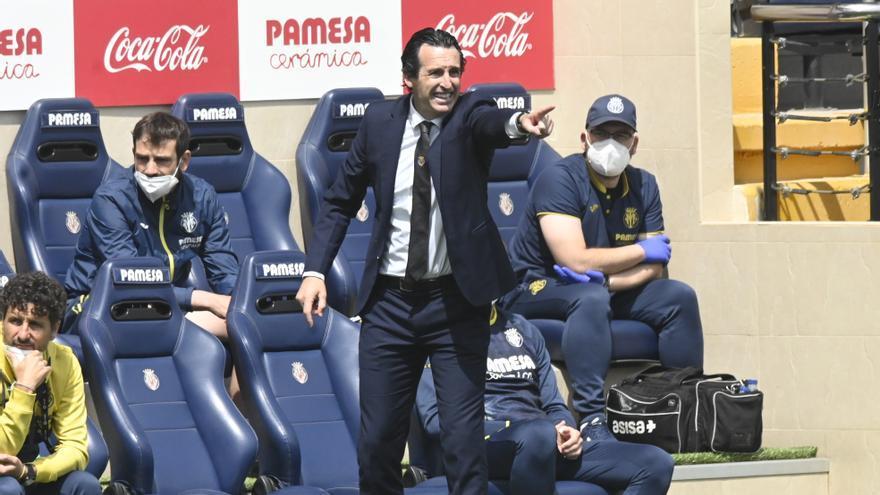 """Emery: """"Debemos soltar pronto la decepción de la derrota ante Osasuna"""""""