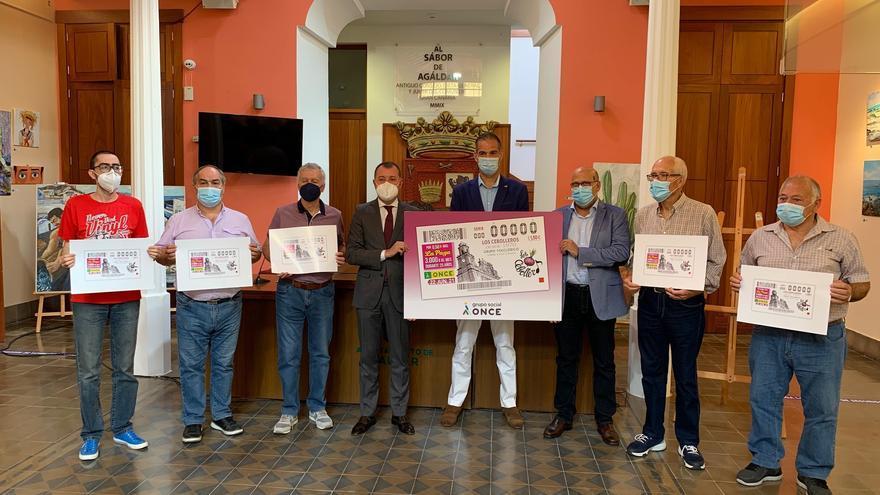El cupón de la ONCE celebra el 50 aniversario de Los Cebolleros