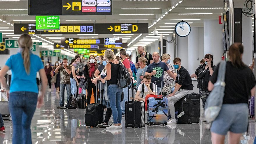También Holanda desaconseja viajar a Baleares
