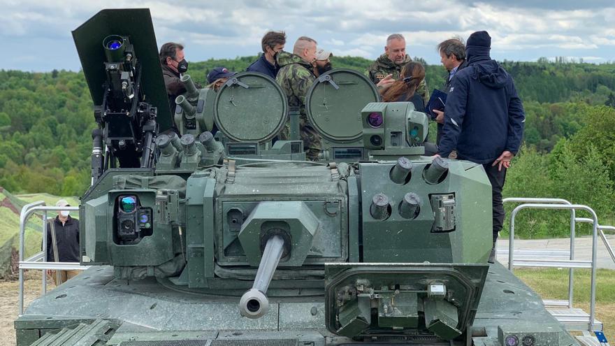 Trubia, más cerca de conseguir un encargo checo de 210 blindados