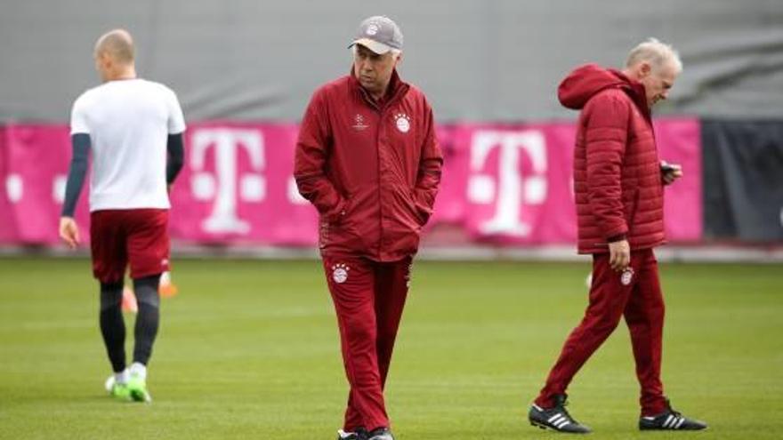 Primer assalt entre  el Bayern i el Madrid en un duel marcat pels retorns
