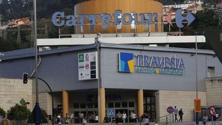 Un Fondo Israelí Paga 49 Millones Por El Centro Comercial Travesía De Vigo Faro De Vigo