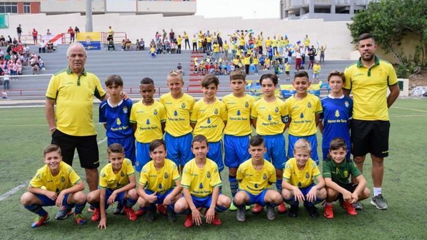Fútbol Base - Benjamines | Huracán - Las Palmas