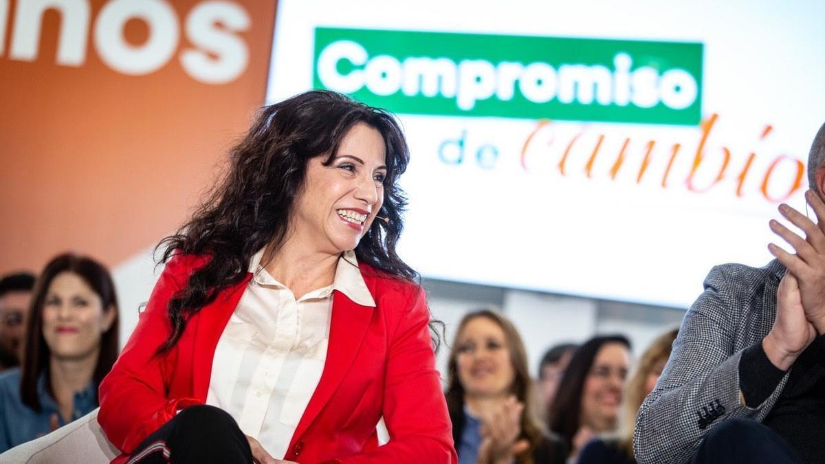La consejera de Igualdad, Políticas Sociales y Conciliación, Rocío Ruiz, en una imagen de archivo.