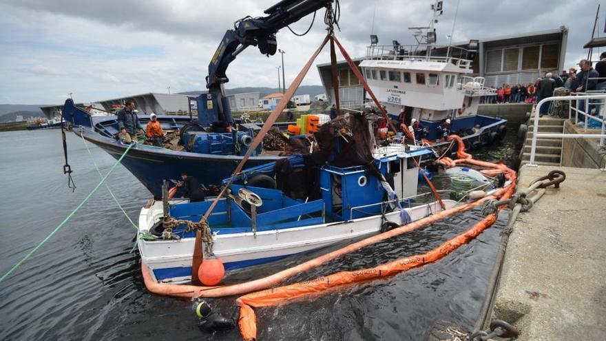"""La investigación del naufragio del Nuevo Marcos concluye que """"la tripulación no fue consciente de la gravedad de la situación"""""""