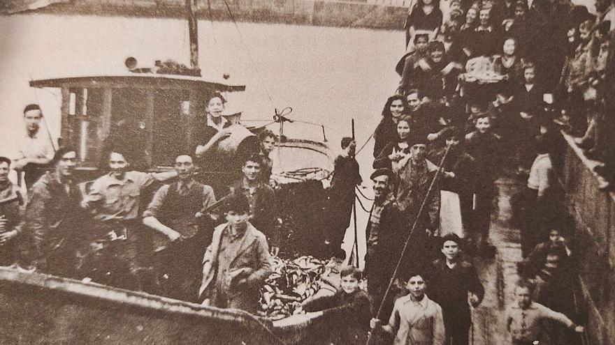 La historia repetida del puerto que cambió Tapia