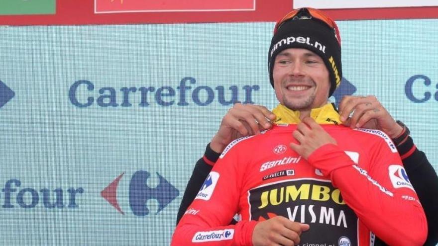 Fuglsang mana  a l'etapa reina  de la Vuelta i Roglic hi reforça el seu lideratge