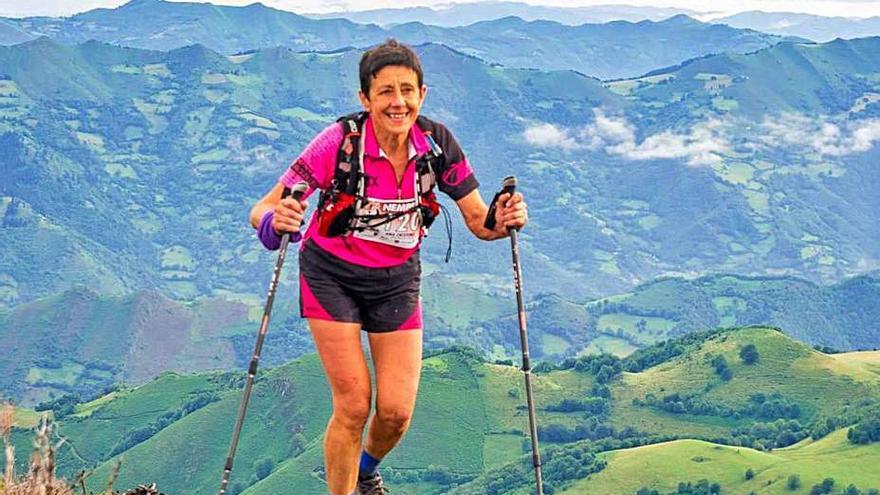 La mierense Ana Aguado, doble campeona de Europa