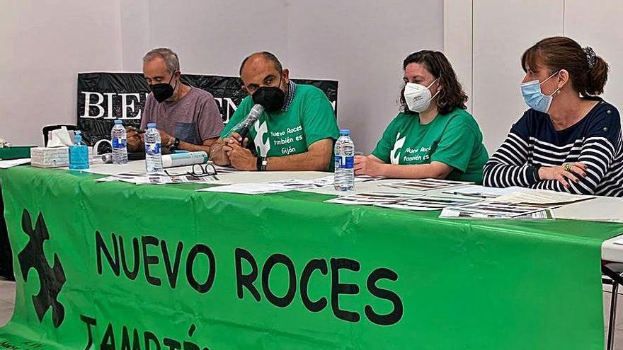 """Dolores Patón, sobre Nuevo Roces: """"Es un barrio que no se diseñó bien"""""""