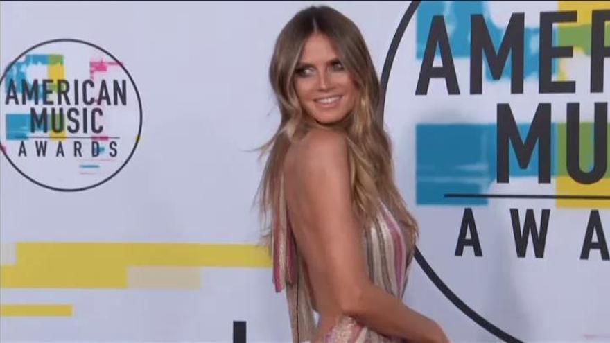 Bruno Mars, Luis Fonsi y Diana Ross triunfan en los American Music Awards