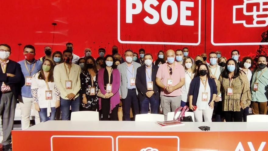 El PSOE cordobés valora la unidad mostrada en el congreso federal