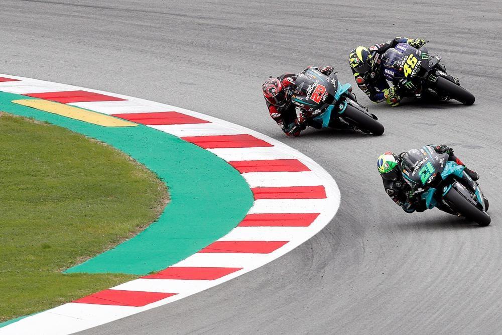 El Gran Premio de Catalunya de MotoGP, en imágenes