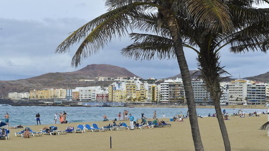 No hay día gris que pueda con la playa