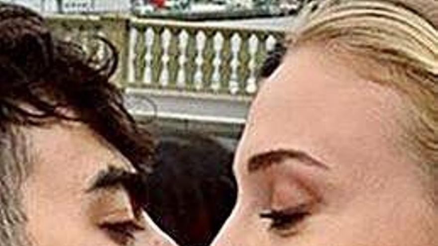 El cantante Joe Jonas y la actriz Sophie Turner se casan por segunda vez