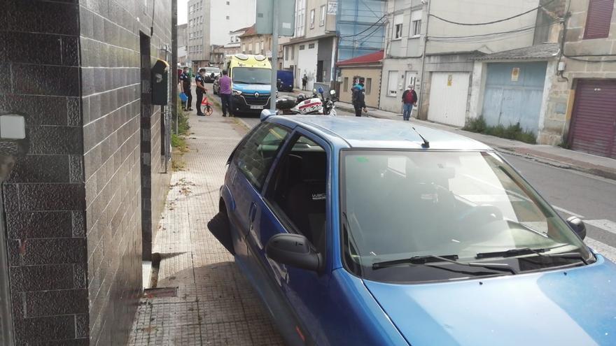 Atropello mortal en Pontevedra: muere una mujer y su nieta resulta herida grave
