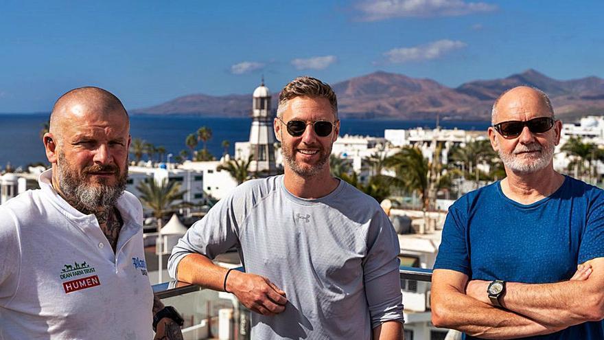 De Lanzarote a la isla de Antigua, a remo