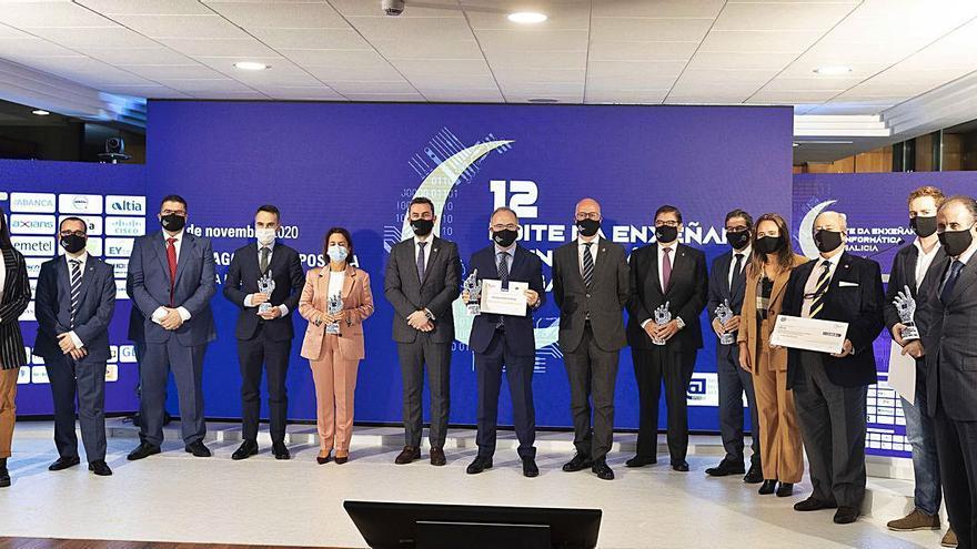 Los informáticos gallegos entregan sus premios